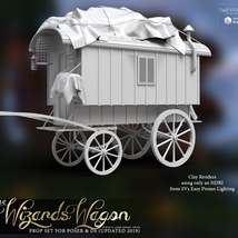 The Wizard's Wagon image 5