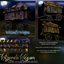 The Wizard's Wagon image 7