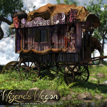 The Wizard's Wagon image 8