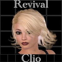 Revival for Clio Hair  chrislenn
