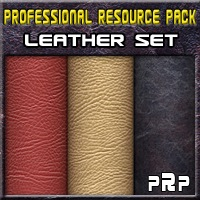 Profesional Resource Pack-Leather Set 2D And/Or Merchant Resources Archode