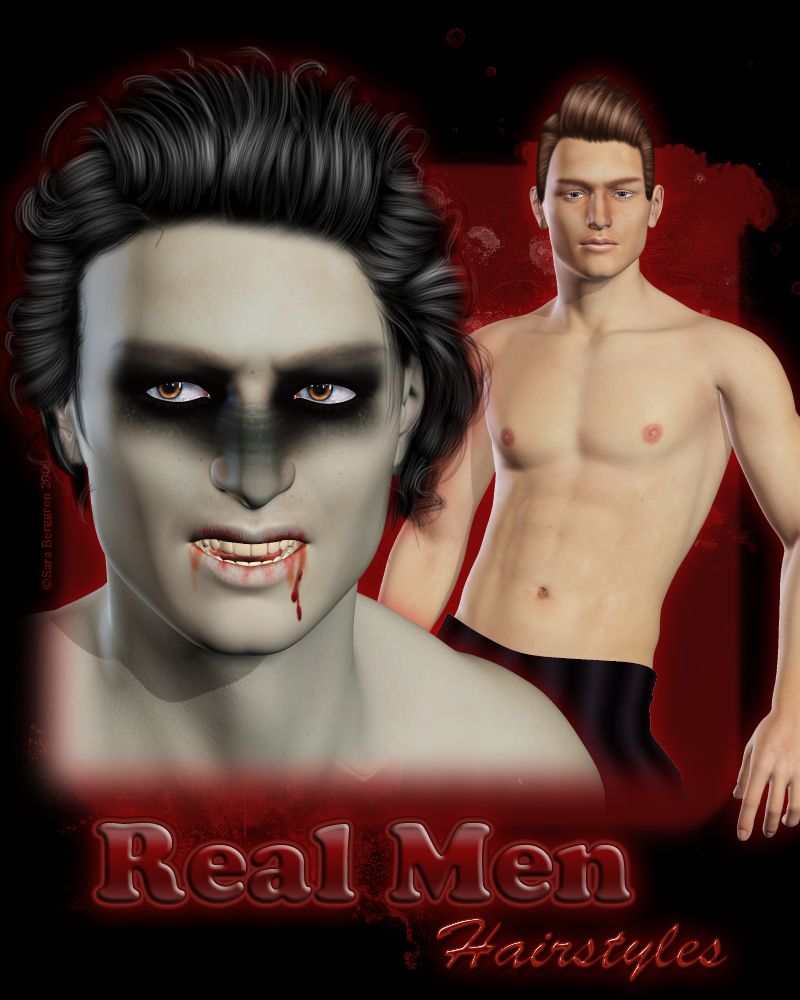 Real Men - Hairstyles