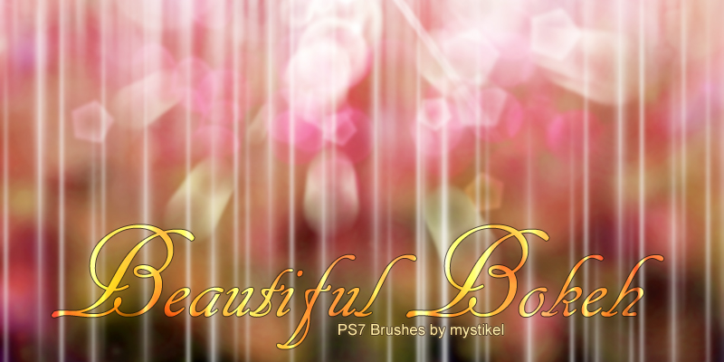 Beautiful Bokeh Brushes