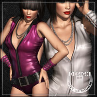 LOVE DEALER for Wild Thing by Pretty3D 3D Figure Assets outoftouch