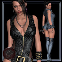 Passionate for Wild Thing 3D Models 3D Figure Assets kaleya
