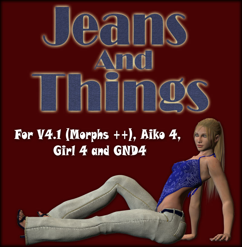 Jeans n Things for V4.2++