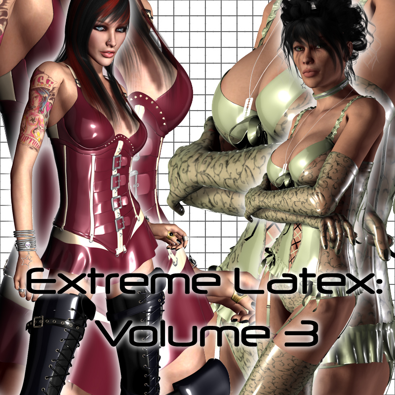 Extreme Latex Volume 3