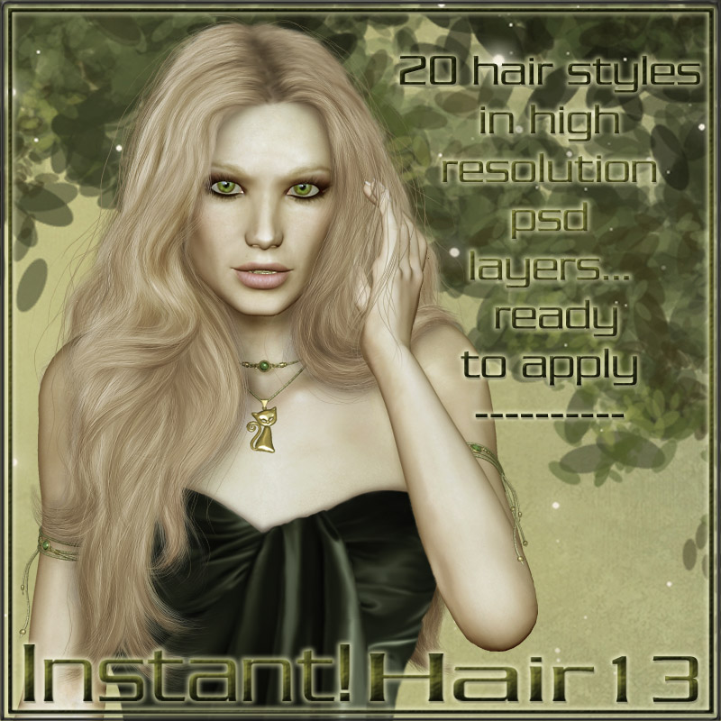 Instant Hair! 13