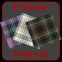 Afs Plaid Fabrics by Angelsfury2004