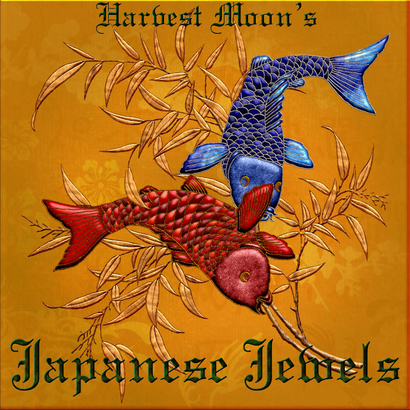 "Harvest Moon's ""Japanese Jewels"""