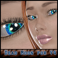 Dead Moon for V4 - jewels included  ForbiddenWhispers
