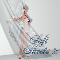 Soft Sheets 2 Clothing Props/Scenes/Architecture Materials/Shaders Themed Software SaintFox