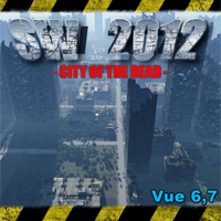 "SW_2012 ""City of the Dead"" 3D Models MRX3010"