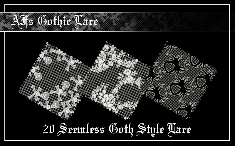 AFs Gothic Lace