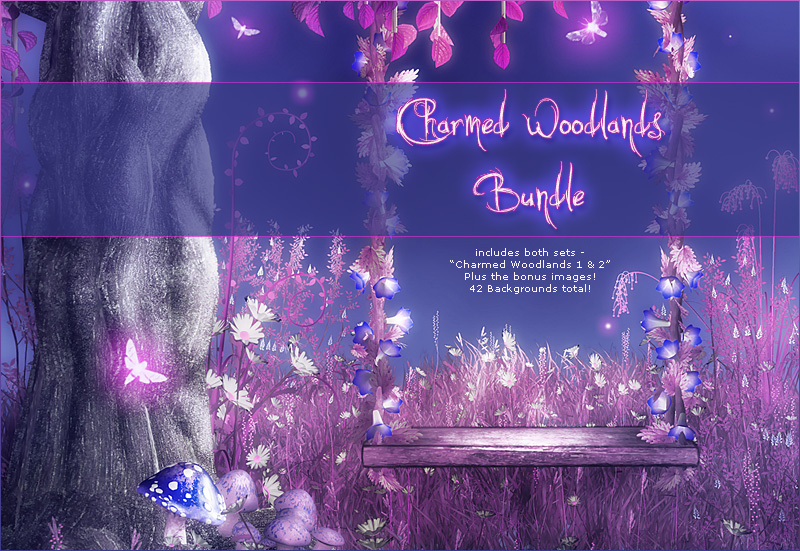 Charmed Woodlands Bundle