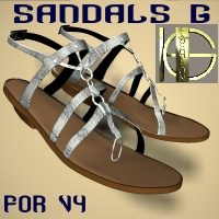V4 Sandals G  dolphing