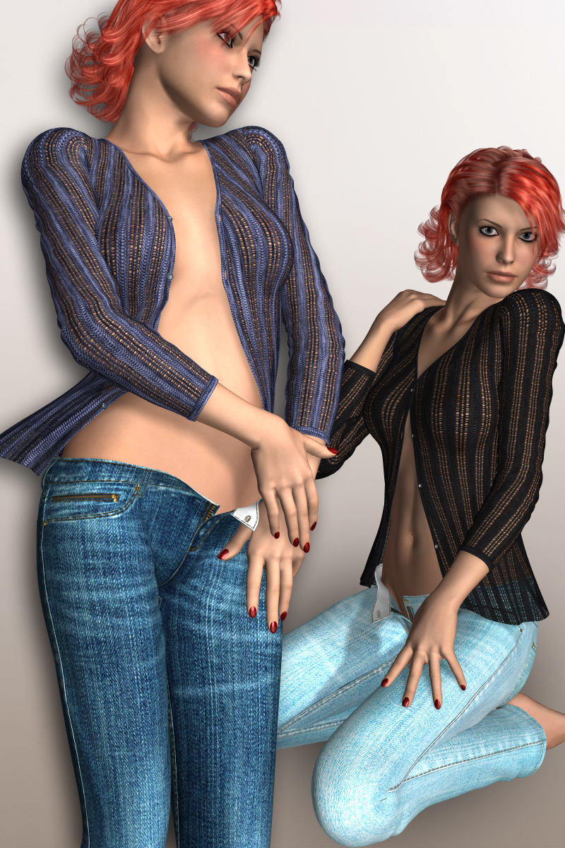 Hot Girl V4/A4/G4 by 3D-Age
