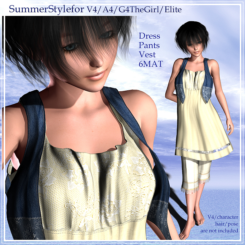 SummerStyle for V4A4G4