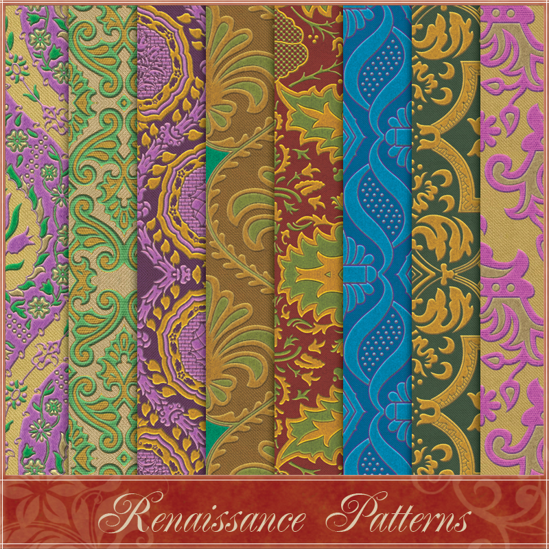 Renaissance Patterns
