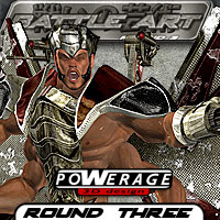 Battle Art R3 for The Bruizer  powerage