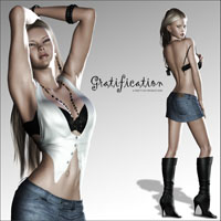 Gratification Clothing Themed Pretty3D