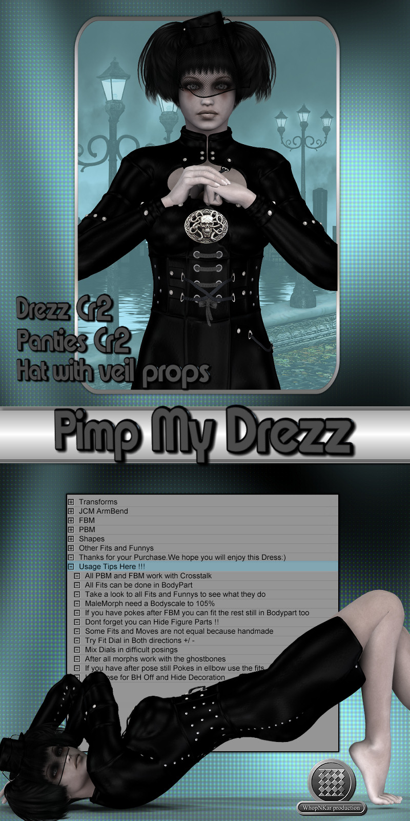 Pimp My Drezz