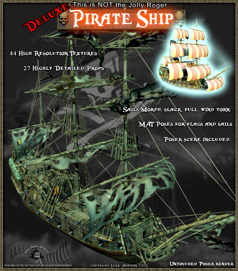 Pirate Ship 2