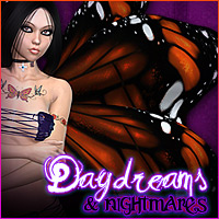 Daydreams & Nightmares for The Wings 3D Figure Assets Sveva