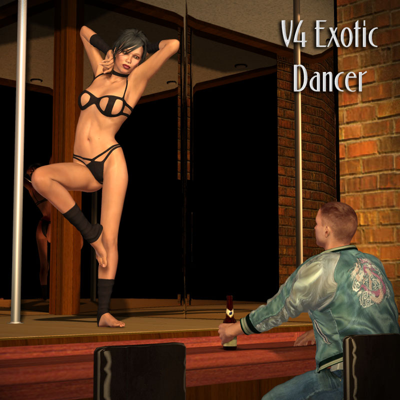 V4 Exotic Dancer