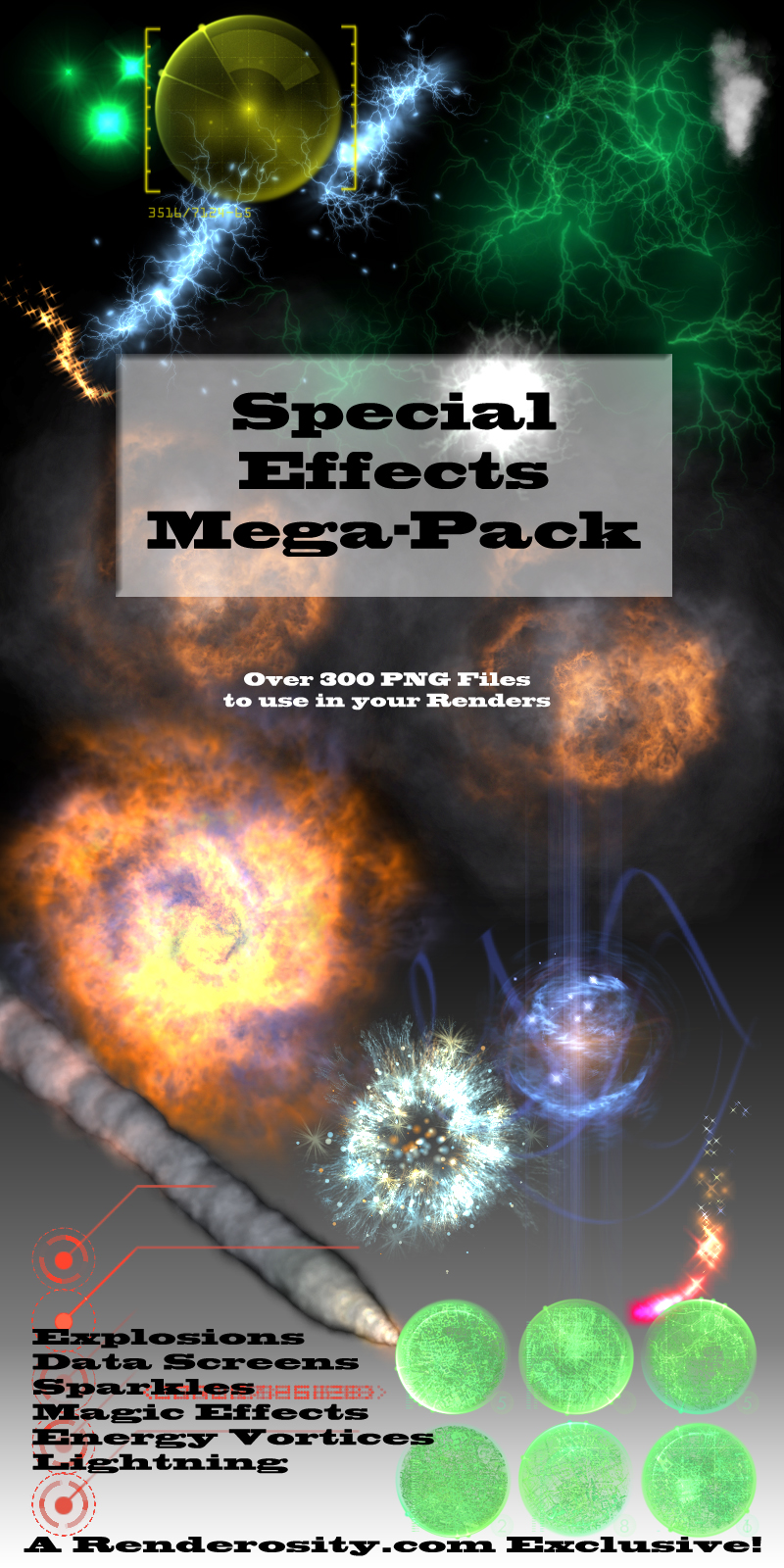 Special Effects Mega-Pack