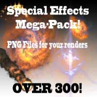Special Effects Mega-Pack 2D Scott2753