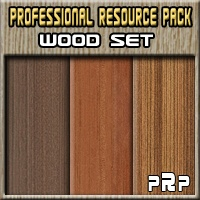 Professional Resource Pack-Wood Set 2D Archode