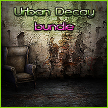 Urban Decay Bundle 2D And/Or Merchant Resources Sveva