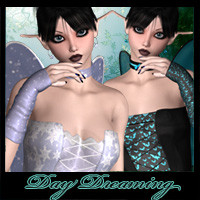 Day Dreaming for Bellina's Dream  Blazerwiccan