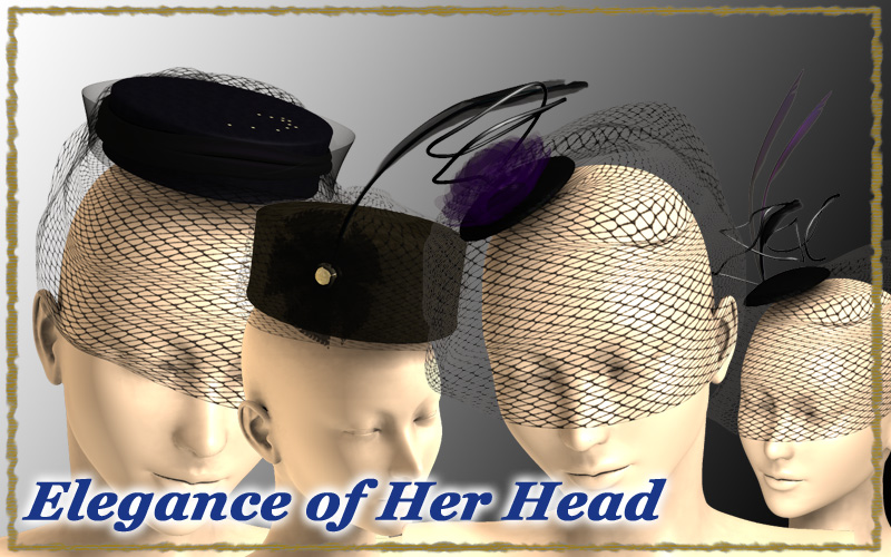 Elegance of her head