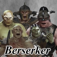 Berserker 3D Figure Essentials greyson5