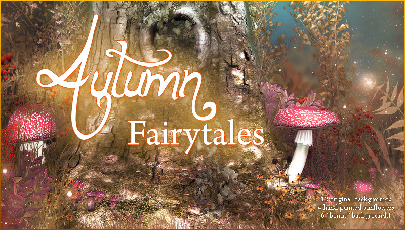 autumn fairy tale wallpaper - photo #36