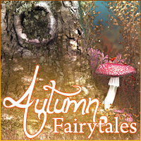 Autumn Fairytales 2D And/Or Merchant Resources Themed Sveva