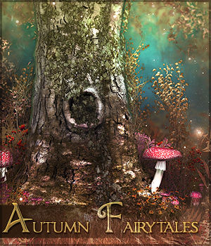 Autumn Fairytales 2D Graphics Sveva
