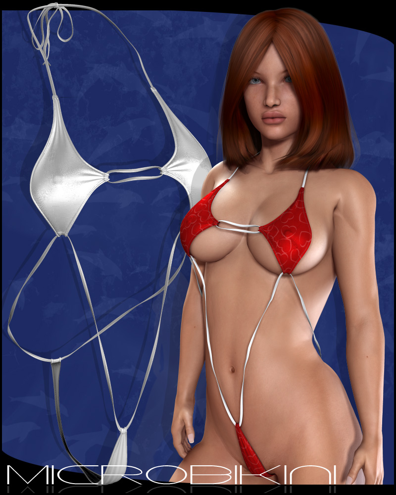 Al3d's MicroBikini for P8Female