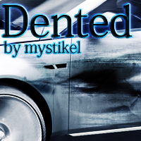 Dented Brushes 3D Models 2D Graphics mystikel