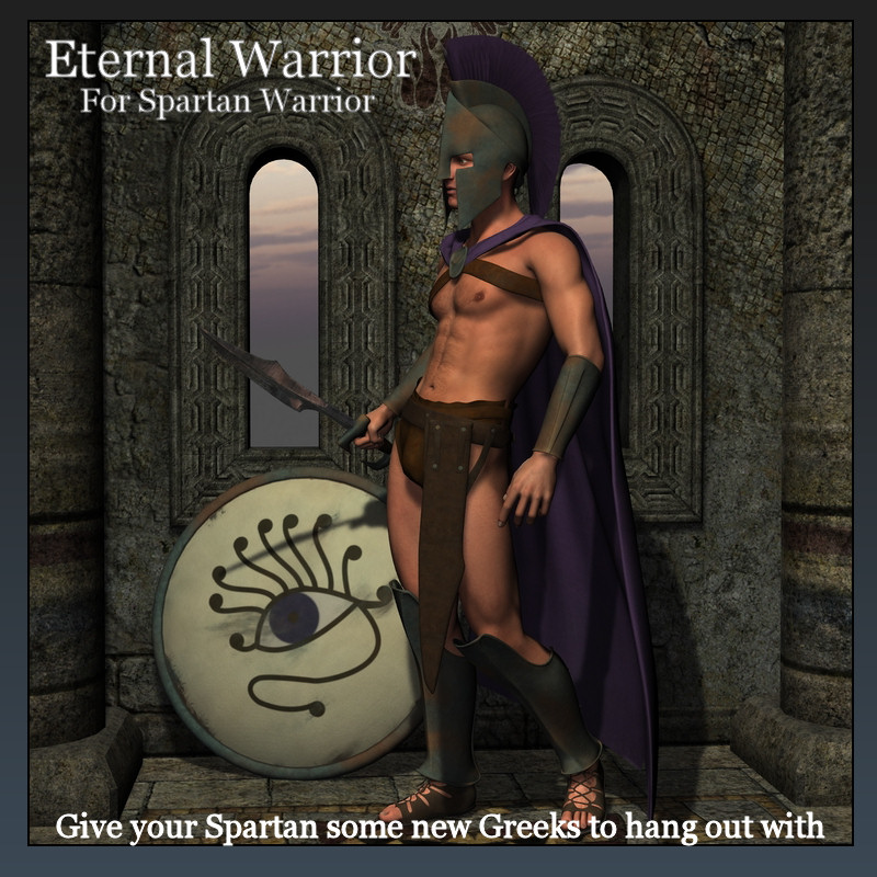 Eternal Warrior for Spartan Warrior