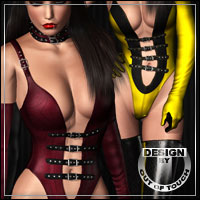 BITE for V4 Leather Teddy by billy-t 3D Figure Essentials 3D Models outoftouch