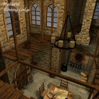 Merlin's Medieval Hunting Lodge image 2