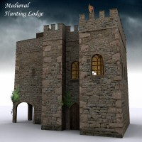 Merlin's Medieval Hunting Lodge image 3