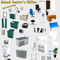 School Doctor's Office image 2