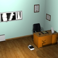 School Doctor's Office image 4