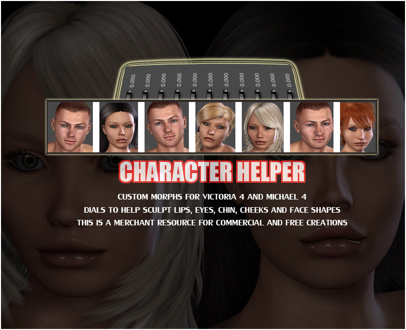 Character Helper