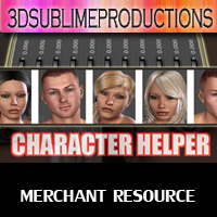 Character Helper by 3DSublimeProductions