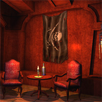 Pirate Captains Galley and Treasure image 1